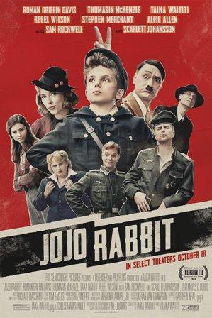 Jojo Rabbit (2019) Cast