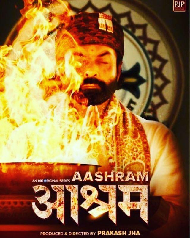 Ashram Web Series
