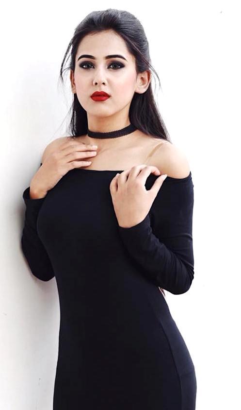 Riya Sharma Height