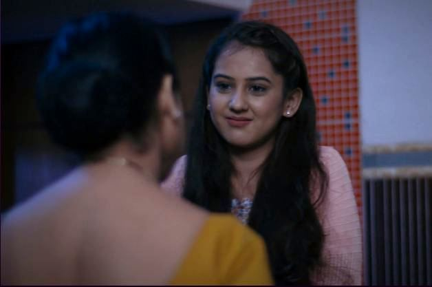 Riya Sharma in Fear Files