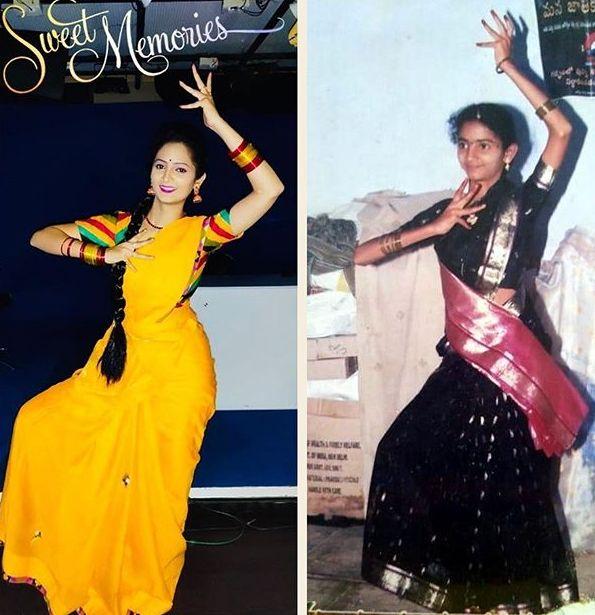 Jordar Sujatha trained Bharatanatyam dancer