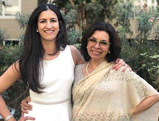 Gautam Kitchlu mother and sister