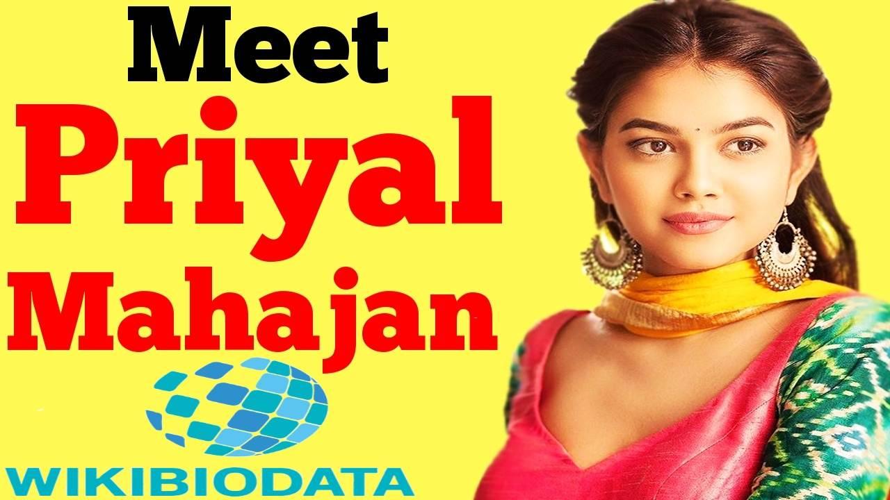 Priyal Mahajan