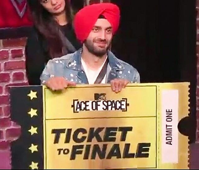 Shehzad Deol MTV Ace Of Space