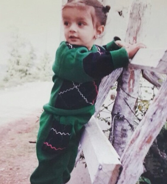 Shehzad Deol childhood images