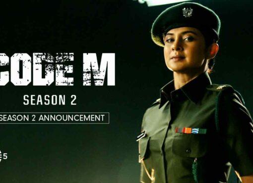 Code M Season 2
