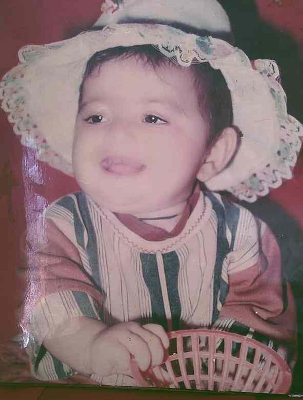 Shreya Tyagi childhood