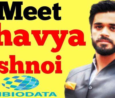 Bhavya Bishnoi