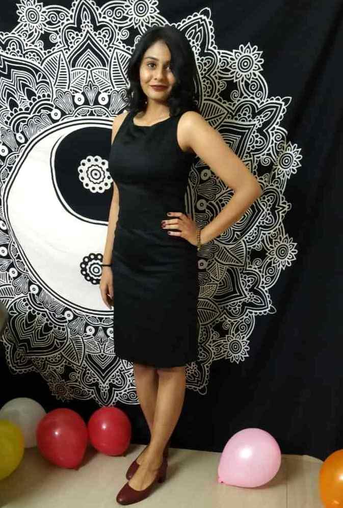 Divyanshi Sumrav Height