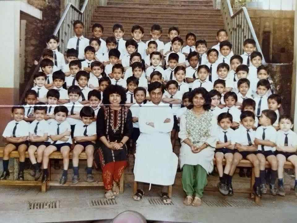 Rohit Gupta school images