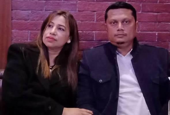 Santanu Hazarika parents