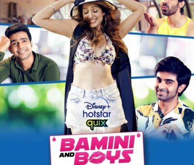 Bamini and Boys