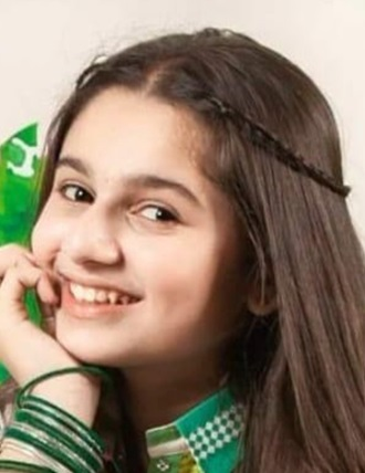 Anoushey Rania Khan