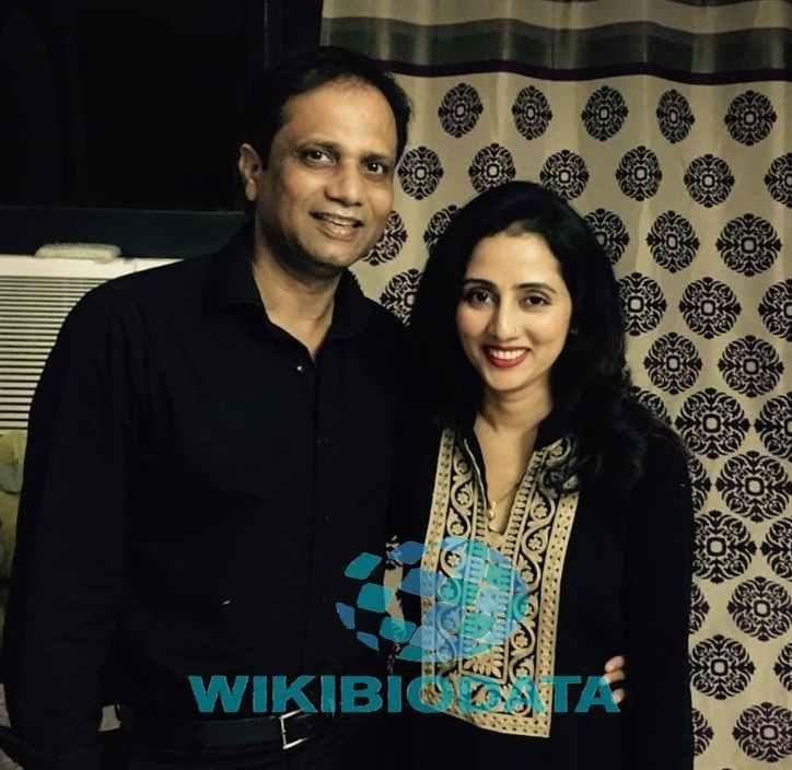 Ashlesha Thakur's parents