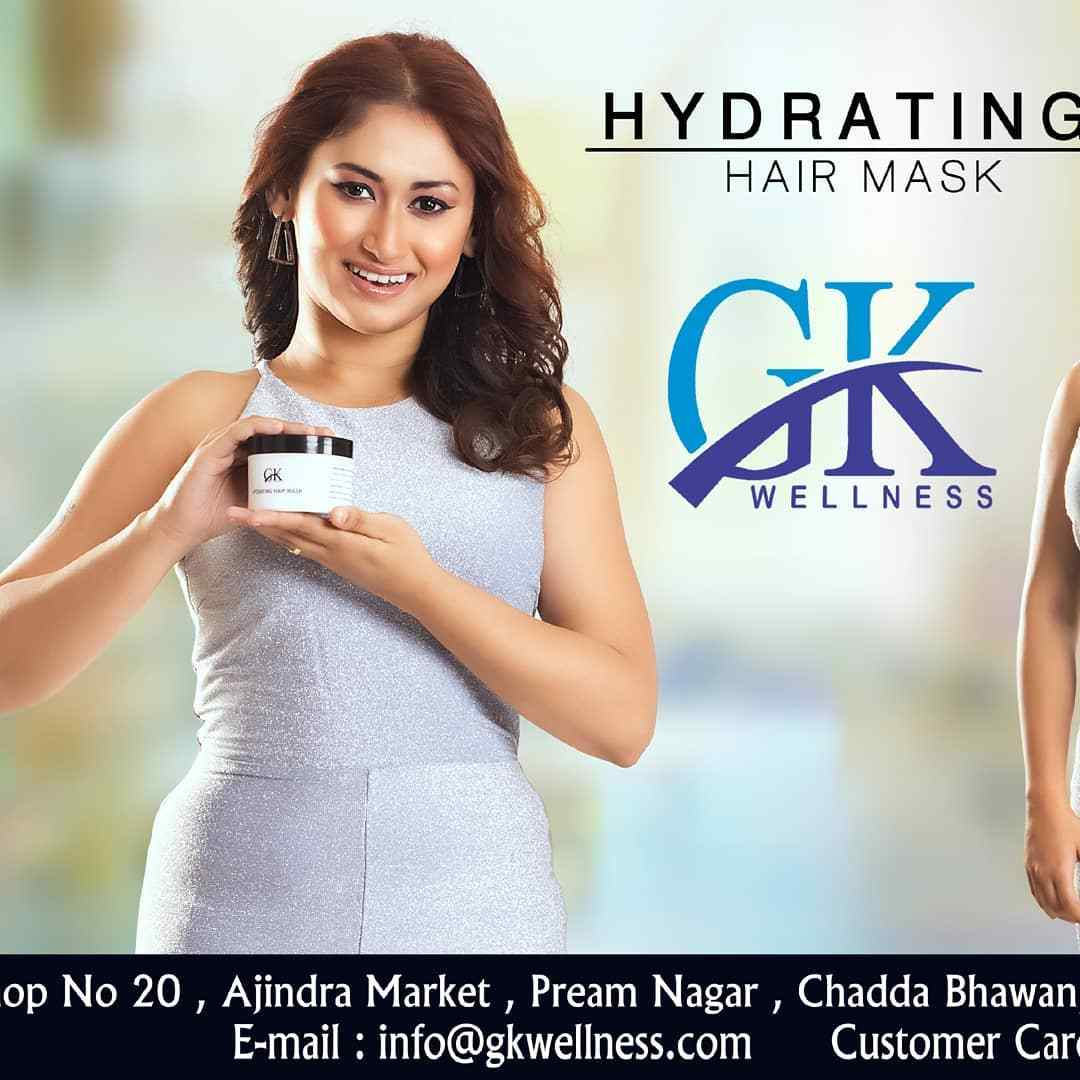 Priyanka Biswas in the ads