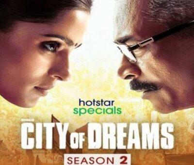 City Of Dreams Season 2