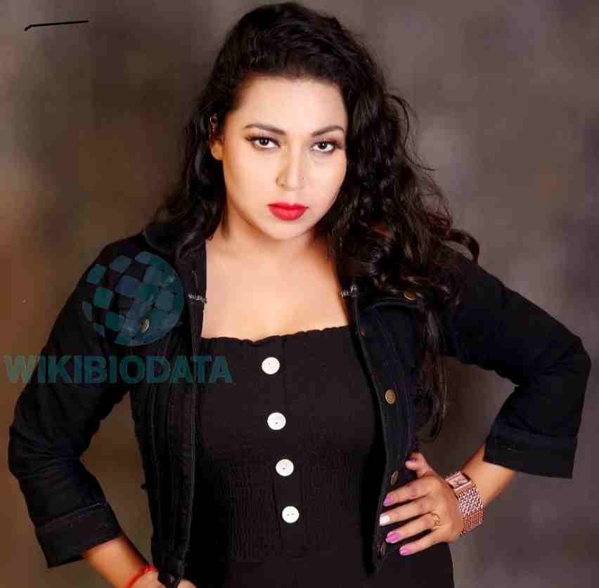Sagarika Shona Suman Biography
